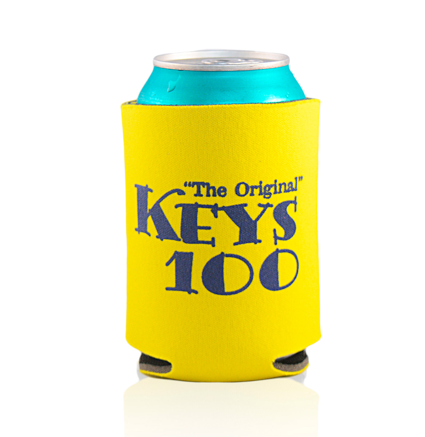 Koozie yellow cropped
